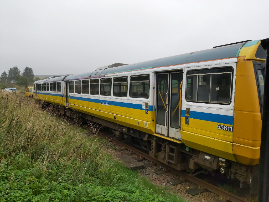 Train carriages